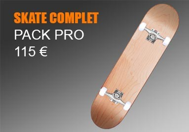 Skate complet pro avec truck venture et roulement bones pas cher : Seulement 115 €