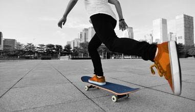 Planche de skate vierge pas cher