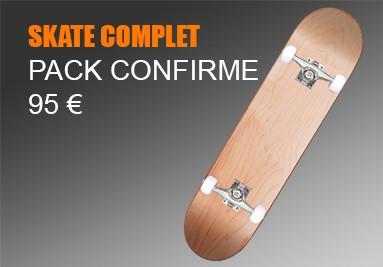 Skate complet avec truck venture pas cher : Seulement 95 €