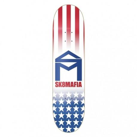 """Board SK8MAFIA Deck House Logo America 8"""""""